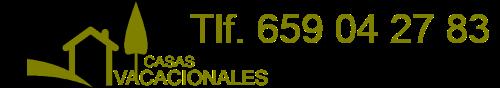 Casa Rural El Pontón | WEB OFICIAL TLF.659042783